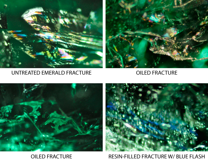 emerald oiling examples