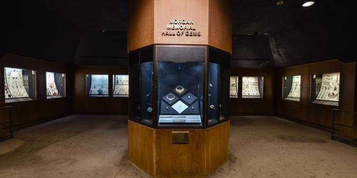 Morgan Hall of Gems