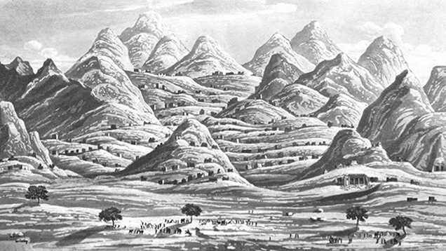 ancient emerald mining egypt