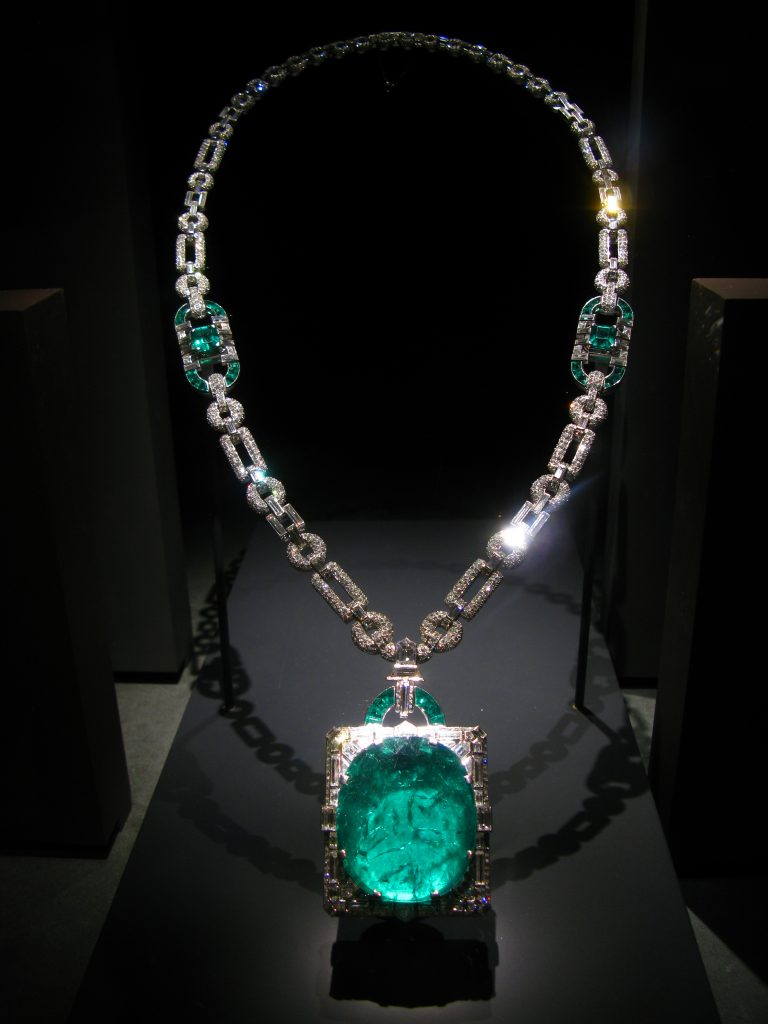 Cartier Anna Case McKay necklace