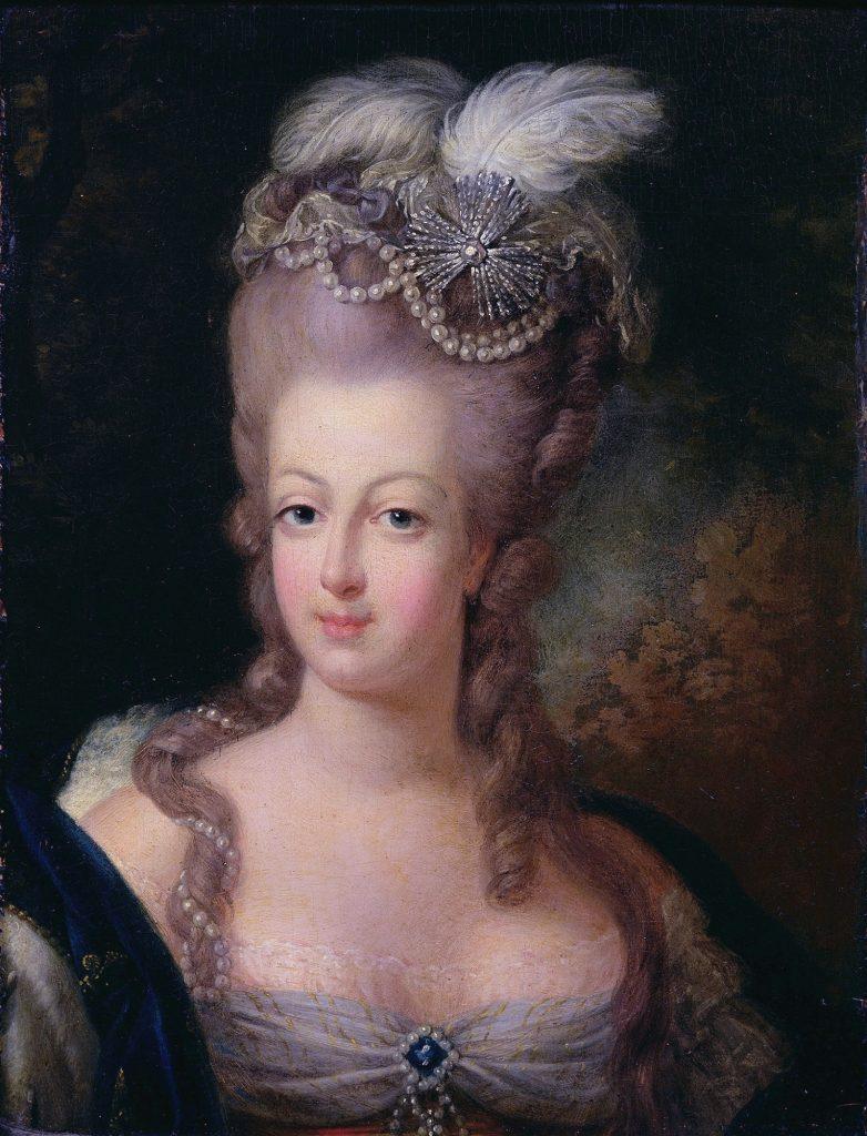 Marie Antoinette aigrette