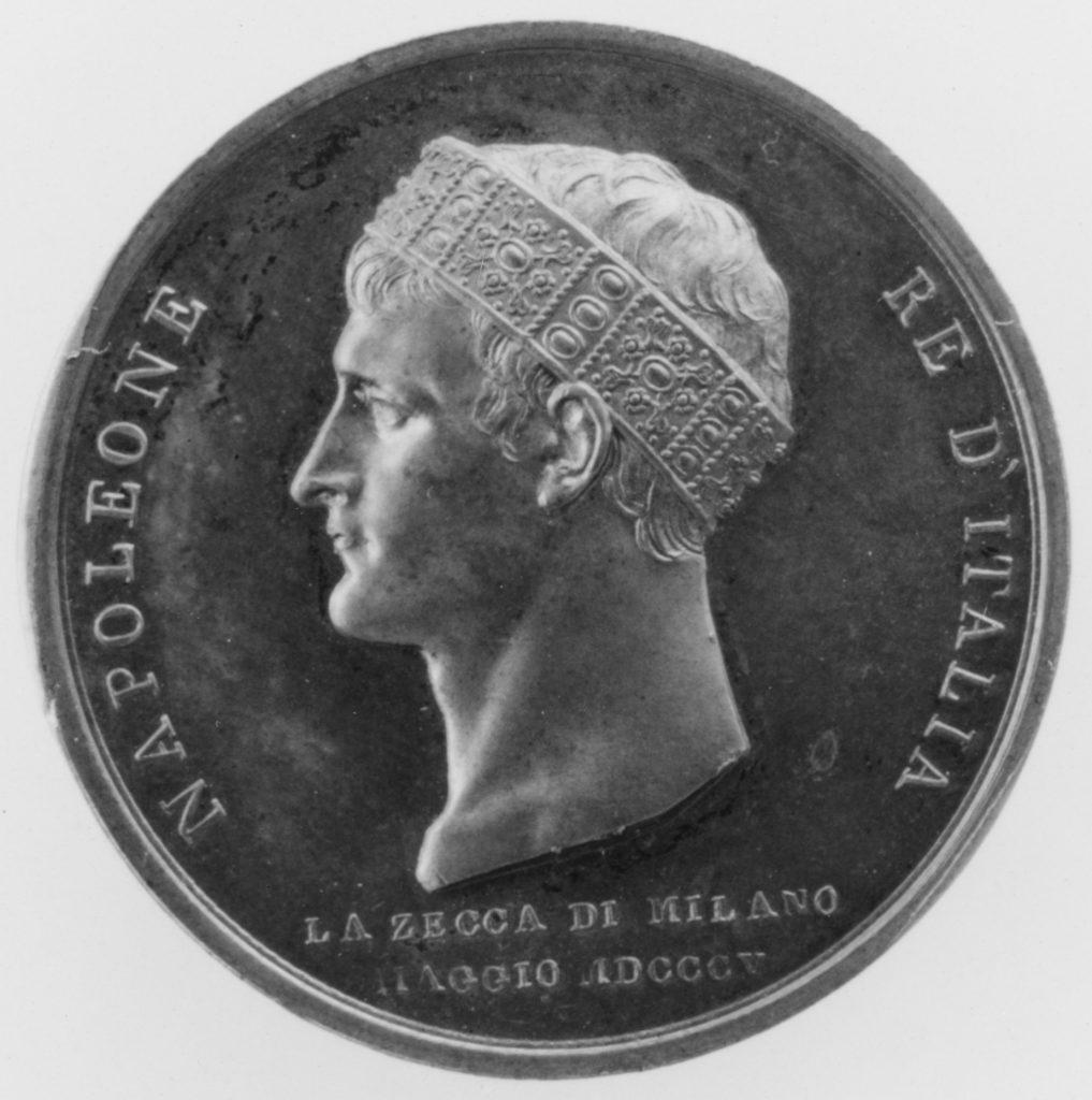 Napoleon Iron Crown coin