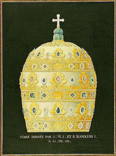 Napoleon tiara emeralds