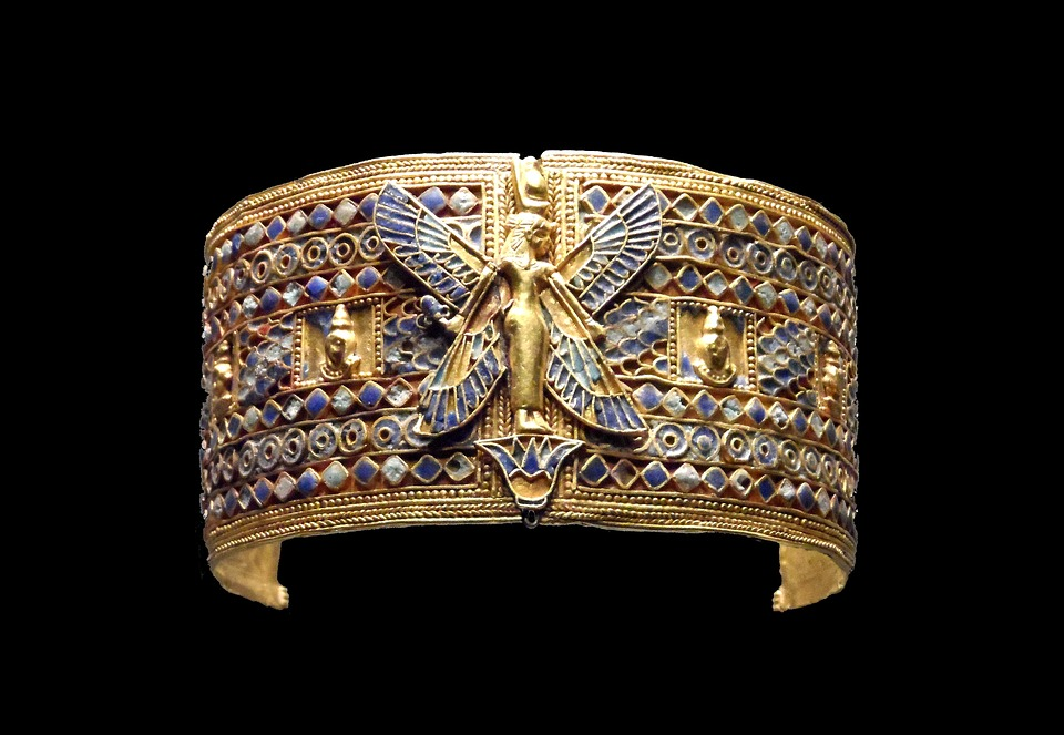 ancient Egyptian bangle