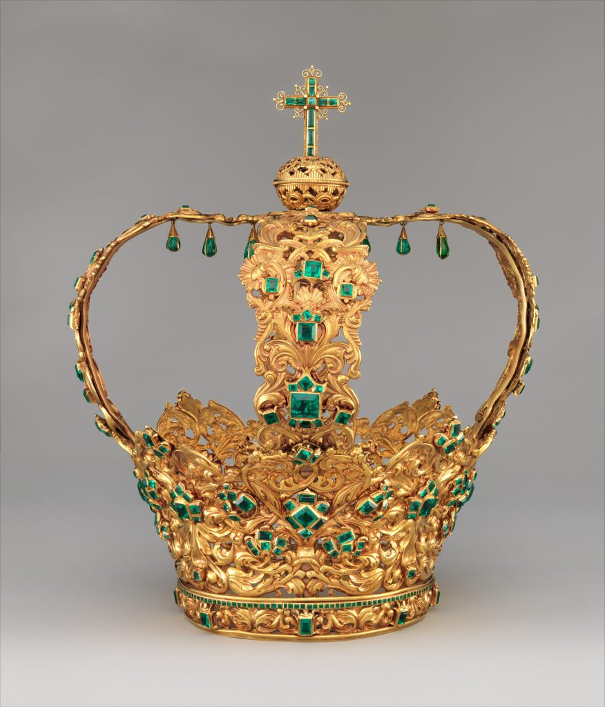 crown of the andes emeralds