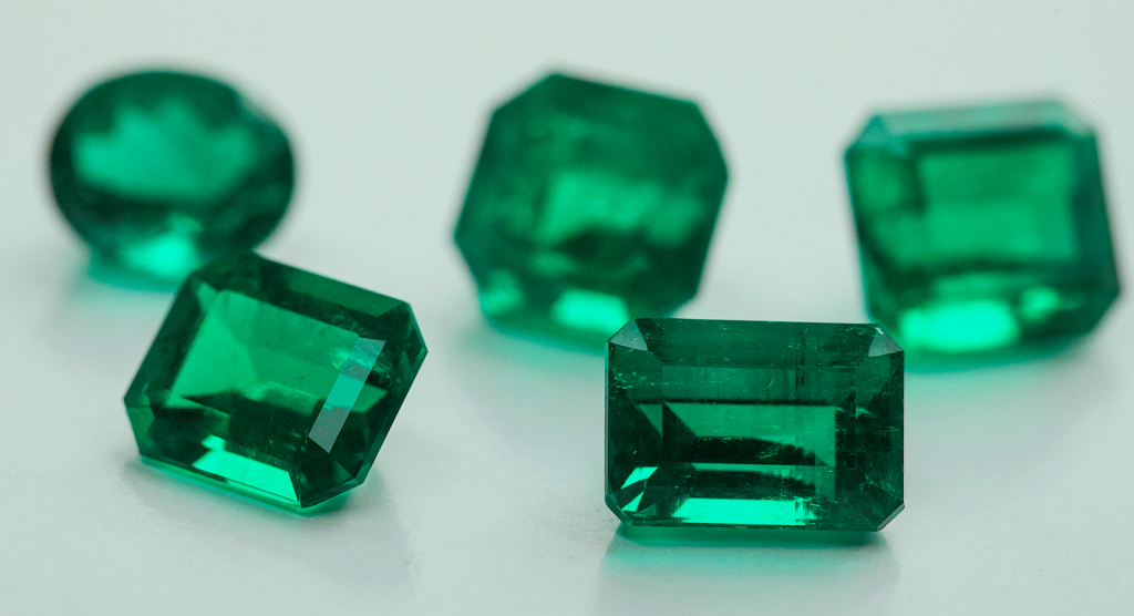 emerald gemstones care