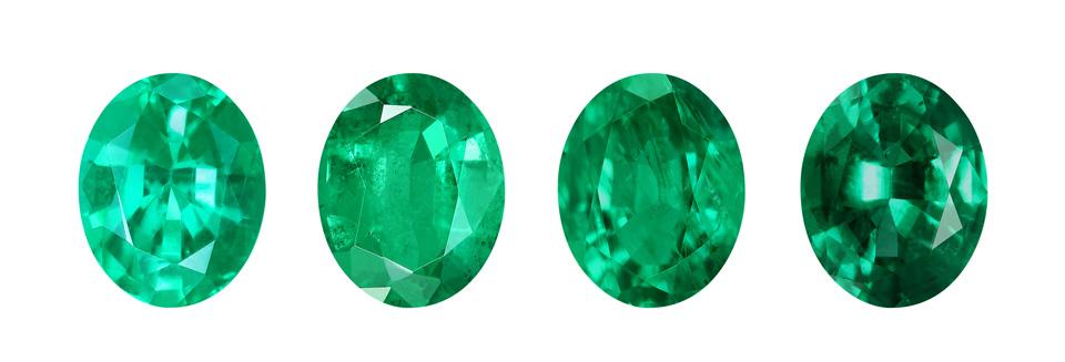 emerald hue range