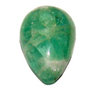 green beryl cabochon