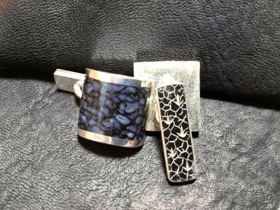 hand fabricated jewelry