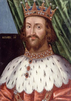 king henry II Ireland