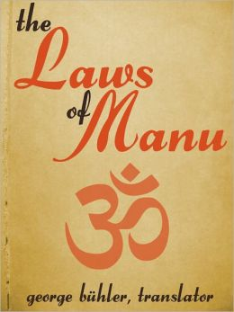 law of manu buhler book