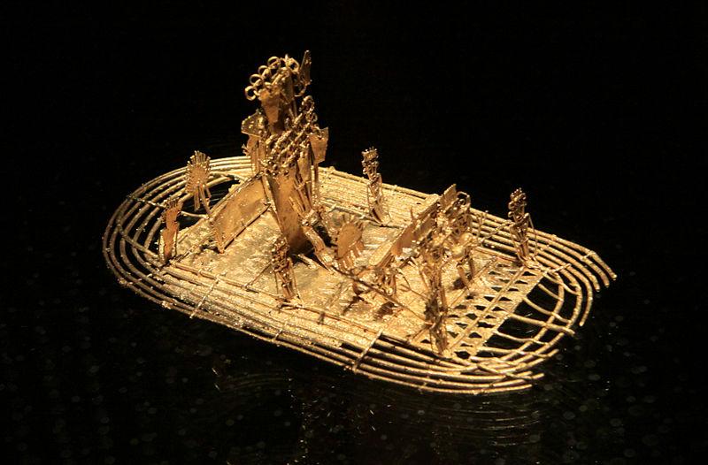 legend el dorado gold raft