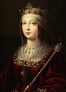 queen isabella castille