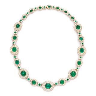 van cleef arpels 1936 heirloom emerald necklace