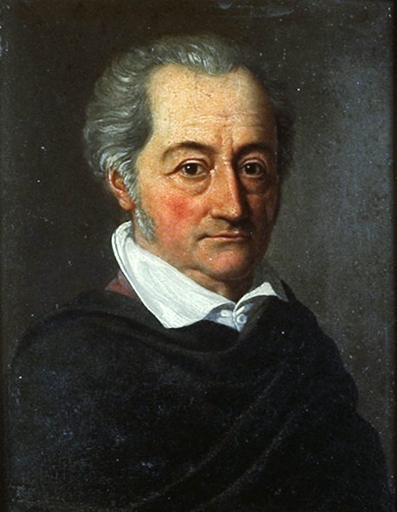 von goethe painting