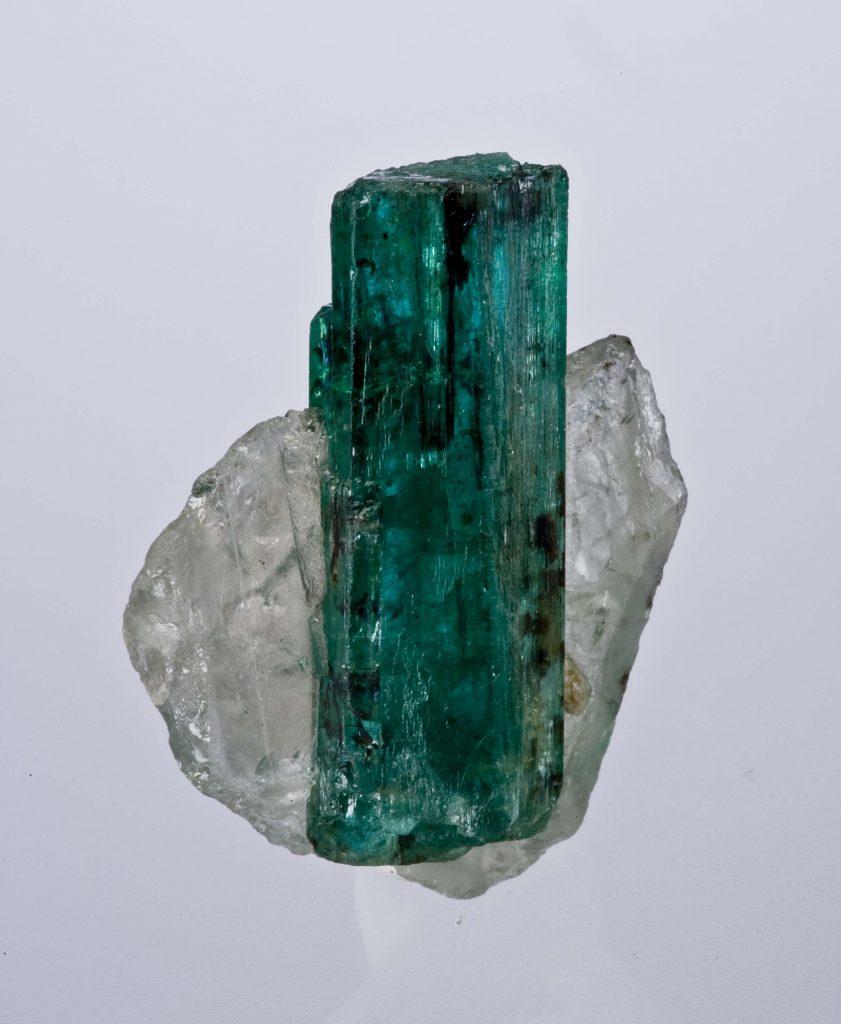 Beryl Quartz Emerald Zambia