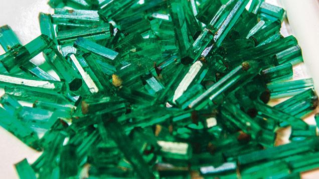 afghanistan emerald