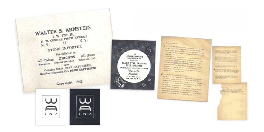 Arnstein family records
