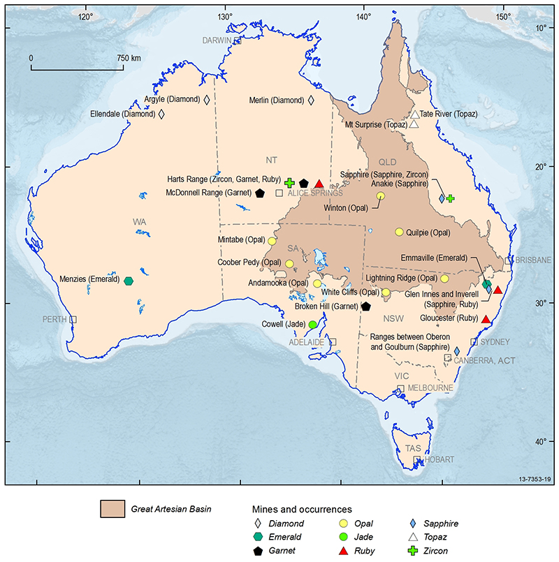 australia emerald mines