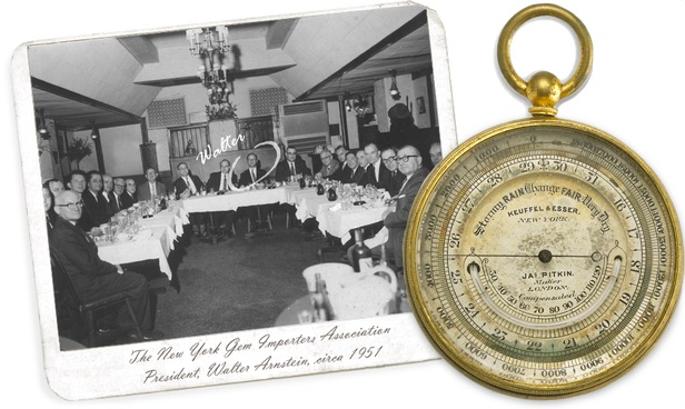 figure history photo and altimeter