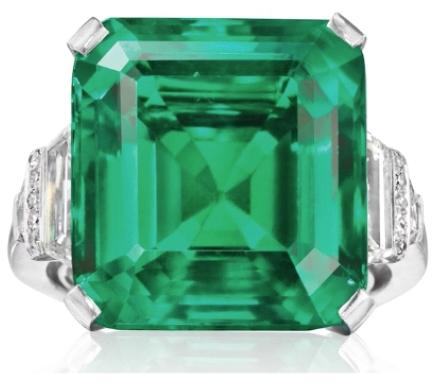 Emerald's Scratch Resistance